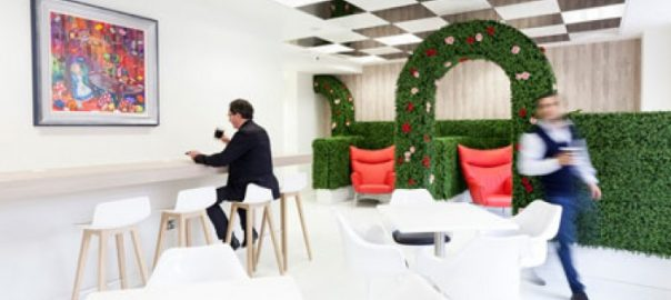inspiring serviced office options