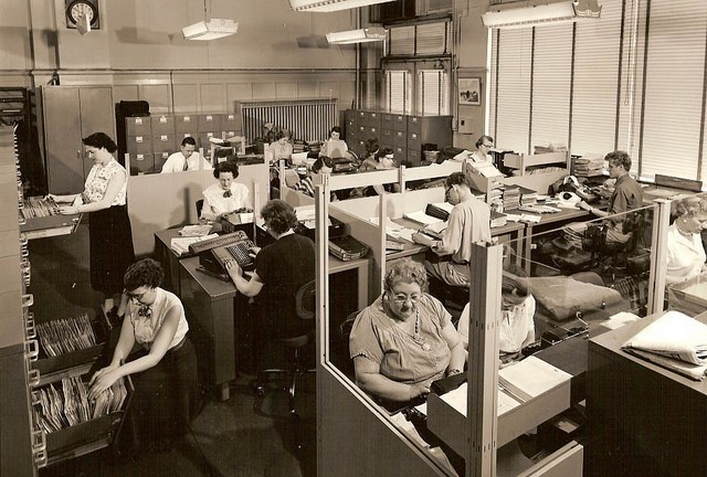 How Office Design Has Changed Over The Years Loc8